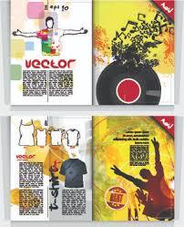 School Cover Page Design School Magazine Cover Page Design Free Vector Download
