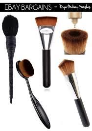ebay bargains 31 dupe makeup brushes