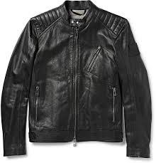 belstaff belstaff k racer leather jacket