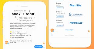 car insurance quotes florida comparison best of introducing insurify bot for messenger insurify