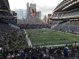 Seahawks Seating Chart Hawks Nest Centurylink Field Section 125 Seattle Seahawks