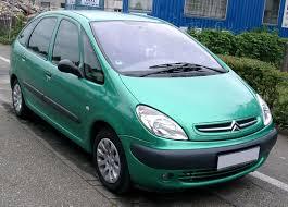 Citroën Xsara Picasso - Wikipedia