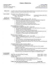 examples of skills good resume qualities under fontanacountryinn com