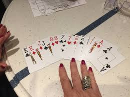 Palm Beach Pairs!!! Great Canasta Hand On Board But Not So Great ...