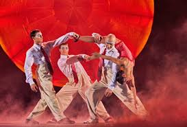 Cirque Du Soleils Jaw Dropping Luzia Opens Under The Big