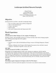 resume format for architecture internship beautiful equine   sample landscape resume 21 resume format for architecture internship lovely landscape technician cover letter book review essay principal