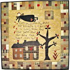 Country Home Quilts – co-nnect.me & ... Country Home Quilters Leadington Mo Sewing Pattern Primitive Sandy  Gervais Quilt Home Sweet Home Uncut Angel ... Adamdwight.com