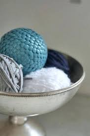 Decorative Balls For Bowls Blue New Bowl Decorative Bowl With Balls Thumb Tack Factory Direct Craft