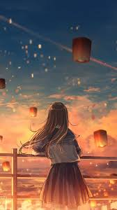 Anime Girl Wallpapers - Getty Wallpapers