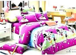 descendants 2 bedding full comforter set by frozen celebrate love twin sheets