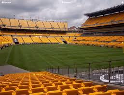 Heinz Field Virtual Seating Chart Heinz Field Section 144 Seat Views Seatgeek