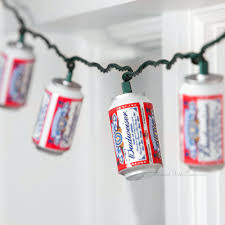 budweiser lights - for camping!