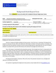 Fillable Online Ohsu Background Check Request Form - Ohsu Fax Email ...