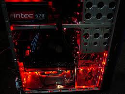 Red Pc Case Lighting Led Case Lighting Installation Super User