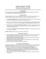 Pin By Kai Rod On Career Pinterest Resume Sample Resume And New Lab Technician Resume