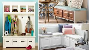 home entryway furniture. Wooden Benches For Storage And Home Entry Entryway Furniture
