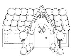 Printable For Drawing Inside A House White House