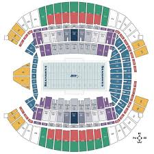 Seattle Seahawks Stadium Seating Chart 3d Century Link Field Seating Chart Centurylink Field