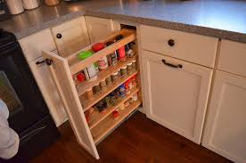Kitchen Spice Rack Kitchen Pull Out Spice Rack For Deliver More Goods To You