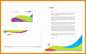 Microsoft Office 2010 Templates Microsoft Office 2010 Brochure Templates Qualified 10 Letterhead