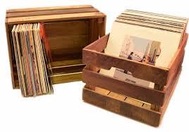 hhh designs vinyl record crate