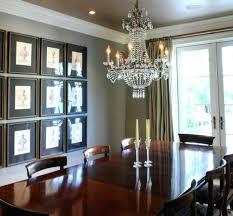 dining room lighting height chandelier above table light kitchen nightmares oceana d