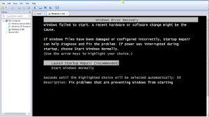 Rebuild Boot system (remove Windows 7 Loader)