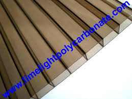 twin wall polycarbonate panels bronze sheet twin wall panel bronze sheet twin wall twin wall polycarbonate twin wall polycarbonate panels