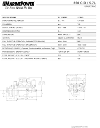 indmar 5 7 wiring diagram indmar image wiring diagram 5 7l complete engine package inboard or v drive replacement on indmar 5 7 wiring diagram