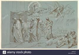 Dieu Citation Noé Et Sa Famille Dans Larche Artiste Joseph Von