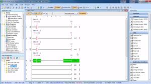 ladder logic in action library automationdirect com four