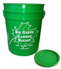 garden bucket. Big Green Garden Bucket 10 Pack A