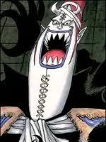 Gecko Moria (One Piece), Acteur