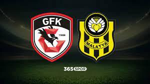 Gaziantep FK - Yeni Malatyaspor: 2-2 - Futbol Haberleri