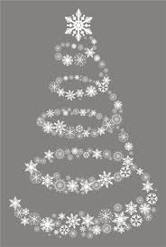 747 Best Christmas Illustrations Images On Pinterest  Iphone Snowflakes For Christmas Tree