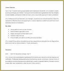 Resume Templates Free For High School Students Of Free
