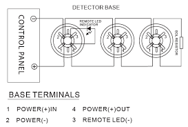 wiring diagram 4 wire smoke alarm wiring diagram mh602pc2 4 wire 2 wire smoke detector wiring diagram at House Fire Alarm Wire Diagrams