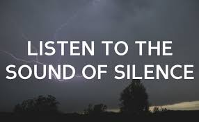 Image result for sound of silence + images