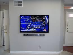samsung tv on wall. premium 60\ samsung tv on wall a