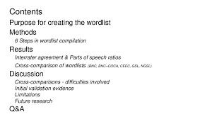 Comparison Word List Barca Fontanacountryinn Com