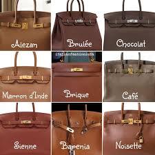 Hermes Brown Color Chart Belts On In 2019 Hermes Bags Hermes Handbags Hand Bags 2017