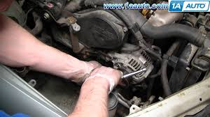 how to install replace crankshaft position sensor toyota camry 3 0l P0336 Crankshaft Position Sensor at Bosch Crank Position Sensor Wire Diagram