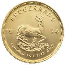 Buy A Krugerrand One Ounce Gold Coin Uk Dealer Ats