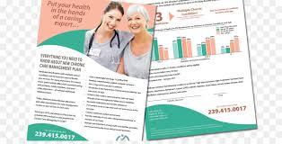 Advertisement Brochure Fascinating Flyer Brochure Medicare Chronic Care Management Display Advertising