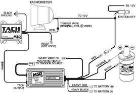 tach adapter wiring instructions mustang tech articles cj pony msd tach adapter