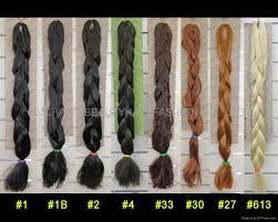 Beautyhair X Pression Braiding Hair 84 Inches Long