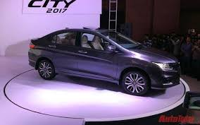 new car launches today2017 Honda City launched in India at Rs 849 lakh  New Launches