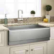 kitchen 36 farmhouse sink apron kitchen sinks divided farmhouse