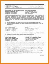 Military Resume Builder 100 Sample Military To Civilian Resumes Hirepurpose Resume General 96