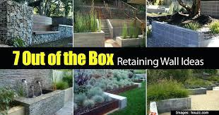 backyard retaining wall garden landscaping retaining wall landscape ideas retaining wall gardening ideas diy home design backyard retaining wall